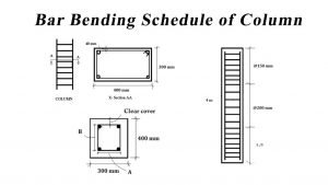 Bar-Bending-Schedule-of-Column