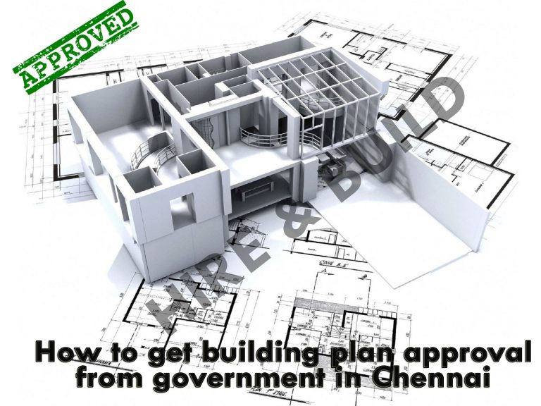 Planning permission or building plan approval