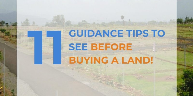 documents to be verified before buying a land