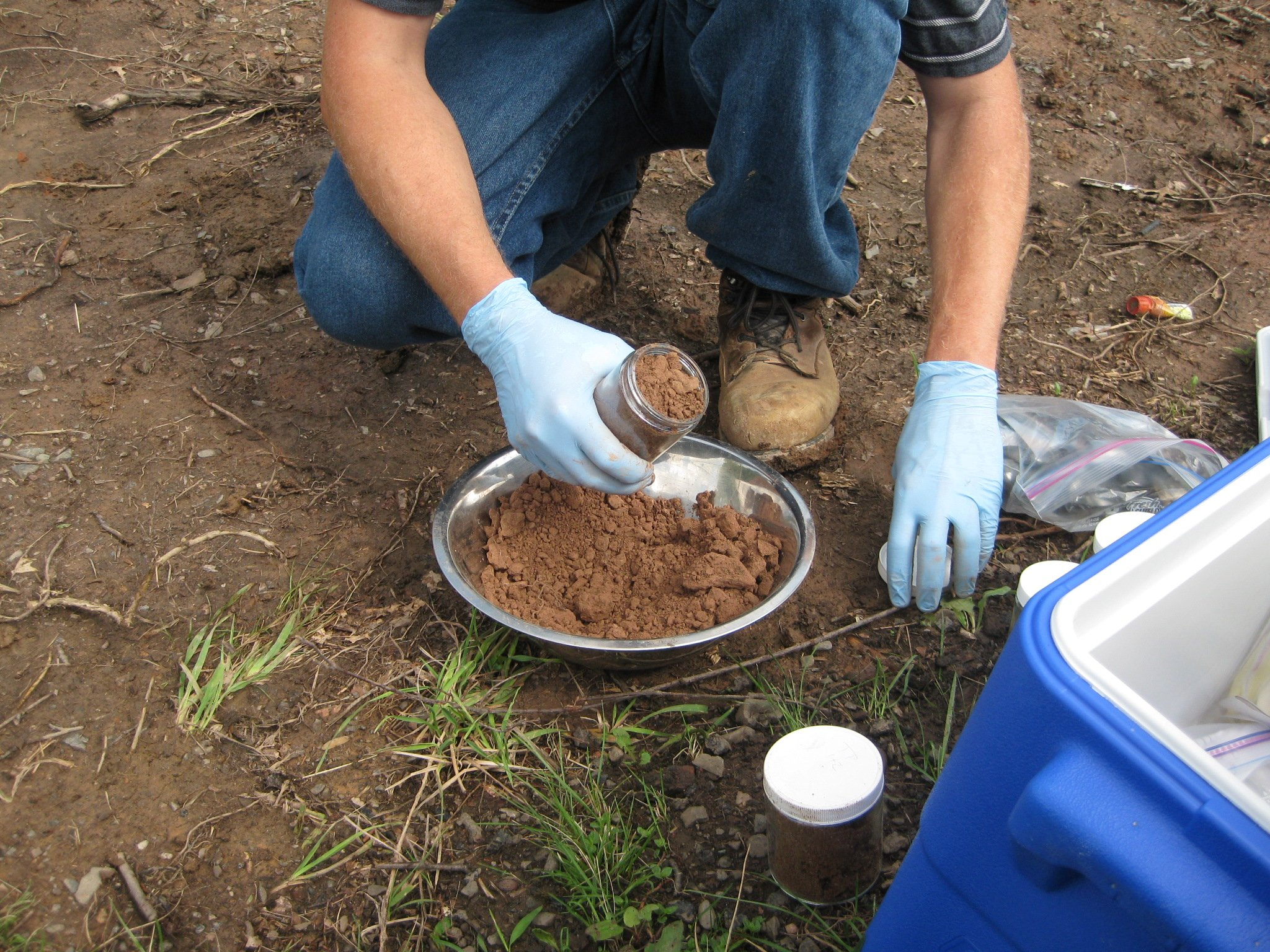 Soil testing must be done before hiring a building contractor