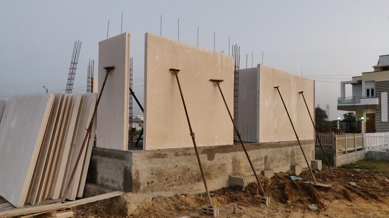 gfrg building construction process